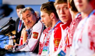 Frühes Olympia-Aus kostet Russlands Coach den Job (Foto)