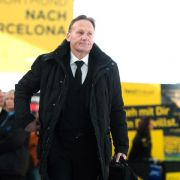 Watzke fordert weniger Demut vor dem FCBayern (Foto)
