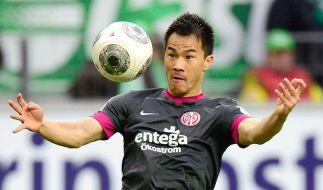 Mainzer Okazaki führt Japan zu 4:2-Sieg über Neuseeland (Foto)