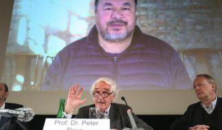 Neue Initiative für Ausreise von Ai Weiwei (Foto)