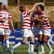 USA und Japan trennen sich zum Algarve-Cup-Auftakt 1:1 (Foto)