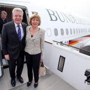 Gauck macht Griechen Mut zu weiteren Reformen (Foto)
