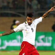 Deutscher WM-Gegner Ghana verliert Test in Montenegro (Foto)
