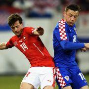 WM-Starter Schweiz und Kroatien trennen sich 2:2 (Foto)
