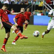 Mexiko gegen Nigeria 0:0 - Costa Rica bezwingt Paraguay (Foto)