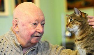 Der Dichter Günter Kunert wird 85 (Foto)