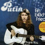 Entschärft! Putin klimpert «Ein bisschen Frieden» (Foto)