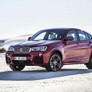 X4 wird zum zweiten SUV-Coupé im BMW-Programm (Foto)