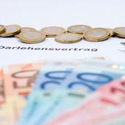 Teurer Schutz - Versicherungen steigern Kreditkosten (Foto)