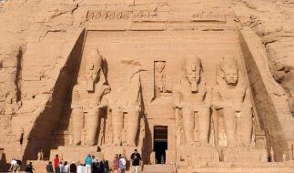 Nach dem Terror von Taba: Ägypten wirbt um Touristen (Foto)