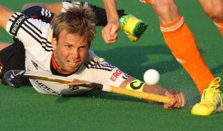 Hockey-Ass Fürste nach Kreuzband-Schock: Gebe nicht auf (Foto)