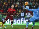 Portugal feiert Ronaldo - USA und Ghana enttäuschen (Foto)