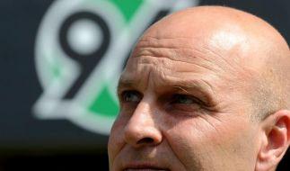 Hannover 96 vor Leverkusen-Spiel besorgt (Foto)