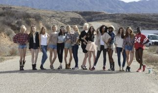 Was denken die Pro7-Connect-User über Heidi Klums Model-Mädels? (Foto)