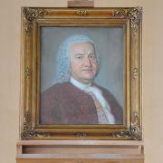 Verschollenes Bach-Porträt wiederentdeckt (Foto)