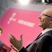 Telekom-Chef drückt aufs Tempo: Trendwende im US-Geschäft (Foto)