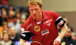 Tischtennis: Süß verlässt Düsseldorf für eine Saison (Foto)
