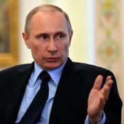 Putin vor Paralympics: «Noch viel zu tun» (Foto)