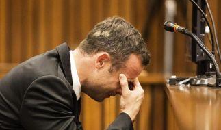 Große Gefühle vor Gericht: Zeuge erzählt, Pistorius weint (Foto)