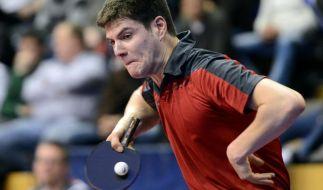 Ovtcharov weiter Nummer sechs der Tischtennis-Welt (Foto)