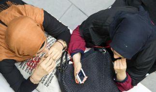 In Deutschland leben so viele Ausländer wie nie zuvor (Foto)