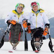 Das deutsche Team für die Winter-Paralympics (Foto)