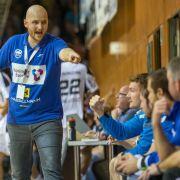 Eisenach verlängert mit Trainer Eyjolfsson bis 2015 (Foto)