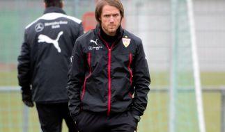 VfB-Trainer Schneider muss gegen Braunschweig siegen (Foto)