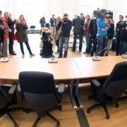 Ein gepolsterter Stuhl für Uli Hoeneß (Foto)