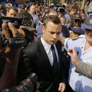 Zeuge: Pistorius sagte nach den Schüssen «Alles in Ordnung» (Foto)