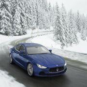 Allradantrieb für Limousinen von Maserati (Foto)