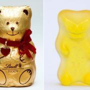 Markenstreit:Gericht macht Lindt-Schoko-Teddy Hoffnung (Foto)