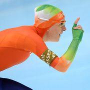 30. Weltcupsieg für Niederländerin Wüst mit Bahnrekord (Foto)