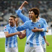 1860 feiert höchsten Saisonsieg - 4:0 gegen Aalen (Foto)