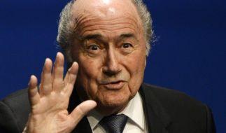 Erneute Kandidatur von Blatter wird konkreter (Foto)