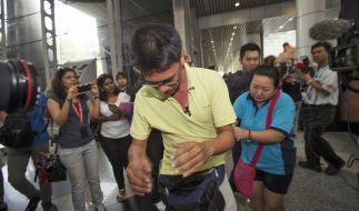 Das Flugzeugunglück in Südostasien gibt Rätsel auf. (Foto)