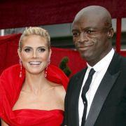 Verwirrung pur: Heidi Klum knutscht mit Ex-Mann Seal (Foto)