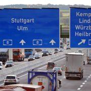 Bundesmittel für Fernstraßen - Bayern profitierte 2013 am meisten (Foto)