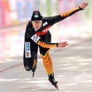 Wolf Dritte beim Eisschnelllauf-Weltcup in Inzell (Foto)