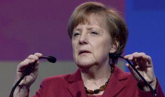 Merkel für europäischen digitalen Markt in Europa (Foto)