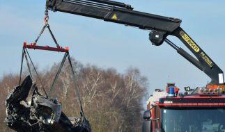 Sieben Tote bei Verkehrsunfall in Belgien (Foto)