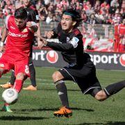 Mattuschka rettet gegen Ingolstadt Punkt für Union (Foto)