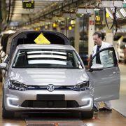 Stromausfall in VW-Kraftwerk bereitet Autobauer und Stadt Probleme (Foto)
