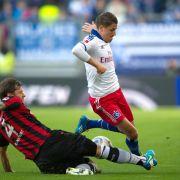 HSV-Notelf mit magerem 1:1 gegen Frankfurt (Foto)