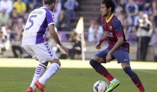 Barca verliert erneut - Real kann davonziehen (Foto)
