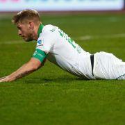 Werders «Sportsmann» Hunt pfeift Schiri zurück (Foto)