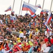 Paralympics: Zuschauer feiern sich und die Sportler (Foto)