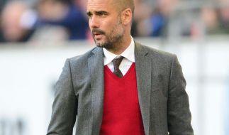 Warnschuss trotz 6:1 - Guardiola will mehr Dominanz (Foto)