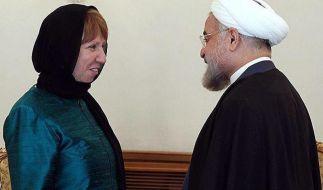 Ruhani: Iran will strategische Beziehungen mit der EU (Foto)