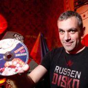 Kaminer legt Ukraine-Hits auf (Foto)